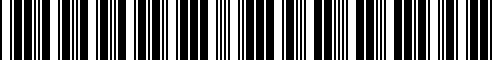 Barcode for 999A3-YZ001