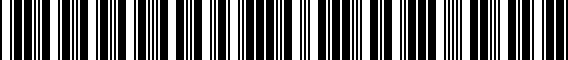 Barcode for 999J2-R4K2304