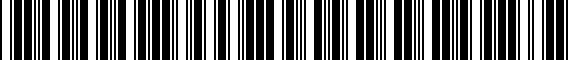 Barcode for 999MB-YV000BP