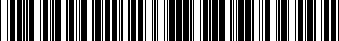 Barcode for 999MC-AFP2X