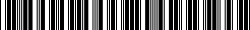 Barcode for T99E2-5NA1A