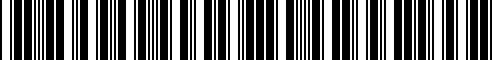 Barcode for T99N4-5NA0A